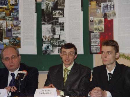 Презентація матеріалів для шкіл про УПА