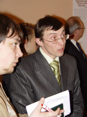 Руслан Забілий коментує презентацію